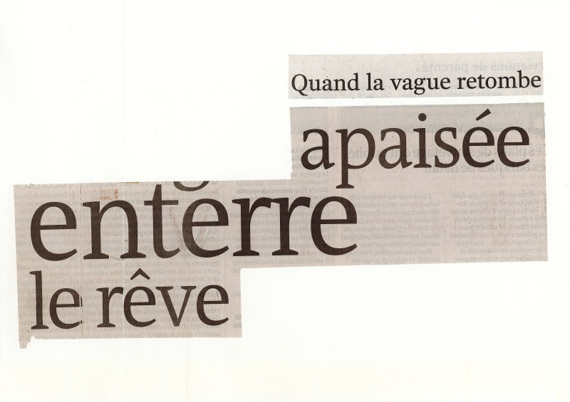 vague apaisée
