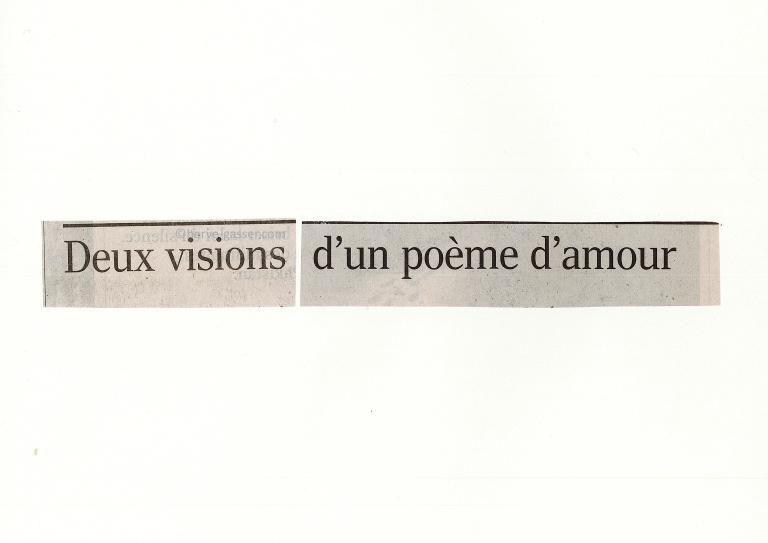 visions poèmes d'amour
