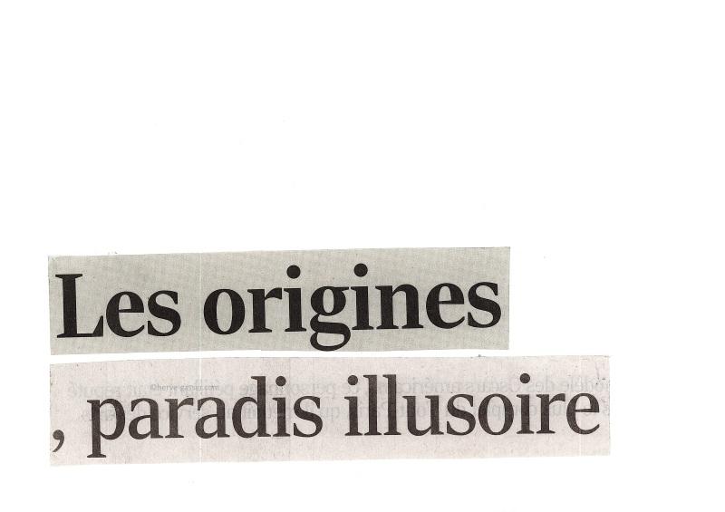 paradis illusoire