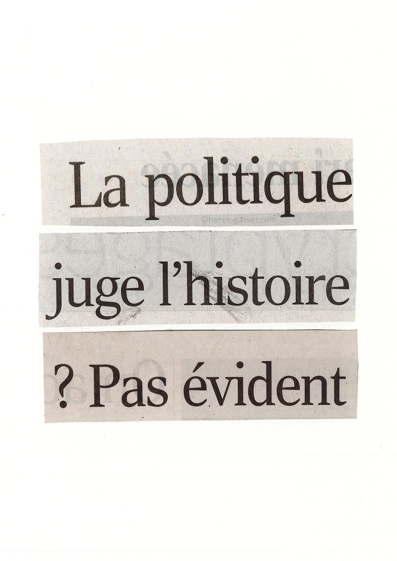 politique histoire
