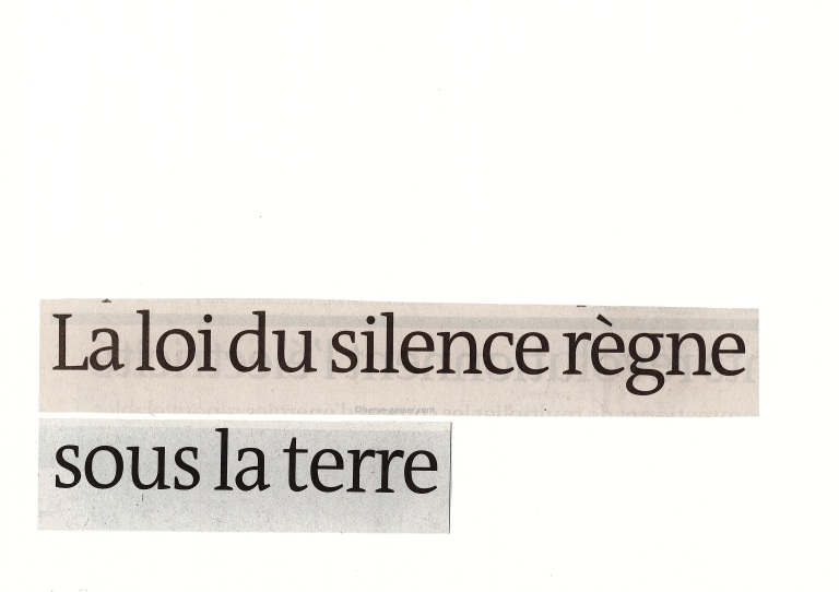 loi du silence